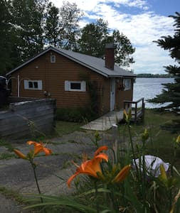 YEAR ROUND  on UNITY POND COMFY & COZY CAMP - Troy - Casa de campo