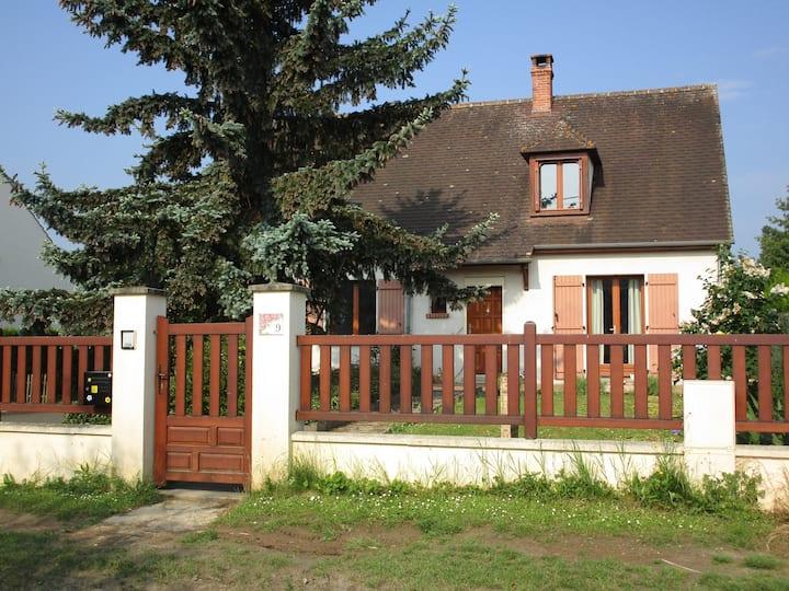 Maison village près de Fontainebleau