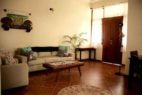 R1 - Spacious, elegant, pool-side villa, South Goa