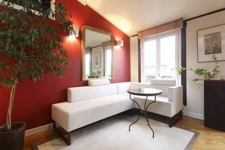 Superbe Duplex au coeur de Paris! - Paris