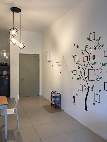 Tausa Residence @ Golden Hill - Brinchang - Apartamento