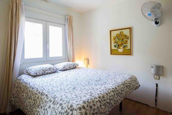 habitation doblehabitacion 1 cama 160 x 200
