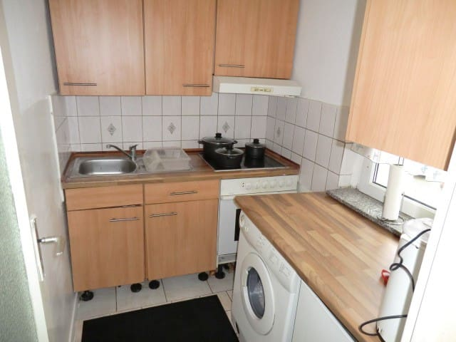 Comfortable Homely Apartment - Offenbach - Appartement