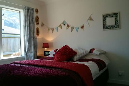 Single room, Peaceful Suburb 7mins from town - Queenstown - Bed & Breakfast