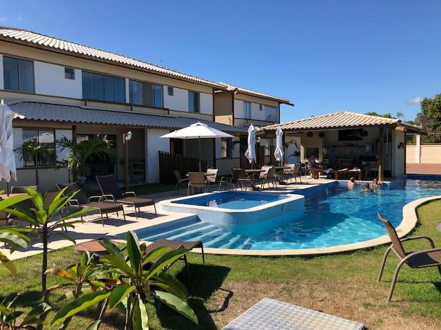 Village 2 Quartos - Praia de Itacimirim D3