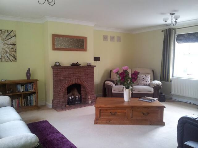 Spacious Room near Gloucester Quays - Gloucester - Ev