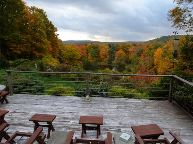 Torrington Private 2-Room Suite with views - New Hartford - Suite per als hostes