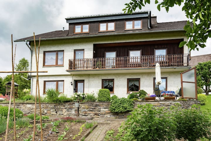Holiday home quietly located in the Sauerland region.