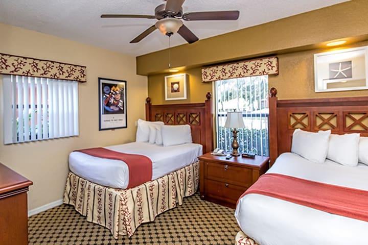 Westgate Lakes Resort and Spa - 2 Bedroom Villa