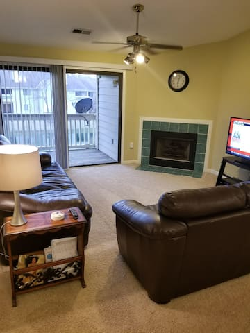 Perfect short to mid-term 2 bed unit in Carmel IN