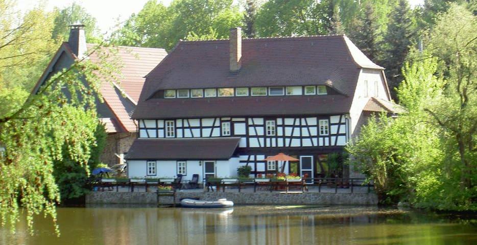 Urlaub in der alten Mühle - Meuselwitz - Flat