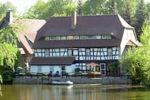 Urlaub in der alten Mühle