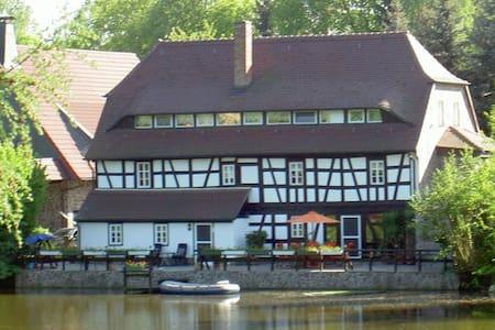 Urlaub in der alten Mühle - Meuselwitz - อพาร์ทเมนท์
