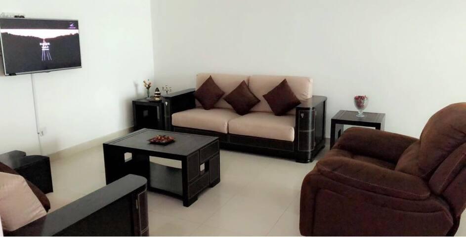 Luxury Apartment in Qurum