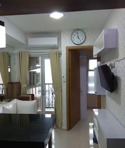 Apartemen Victoria Square Lantai 20