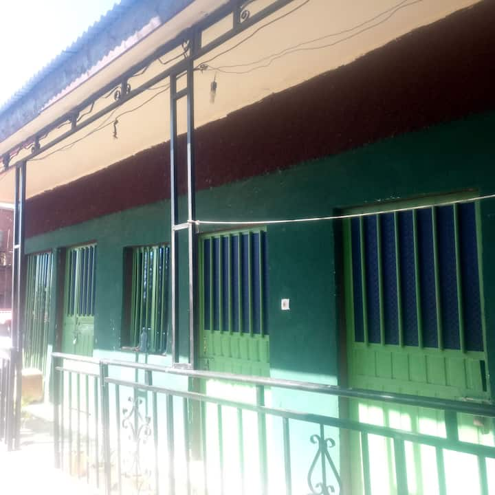 Unique Tewabe Lalibela Backpackers Hostel