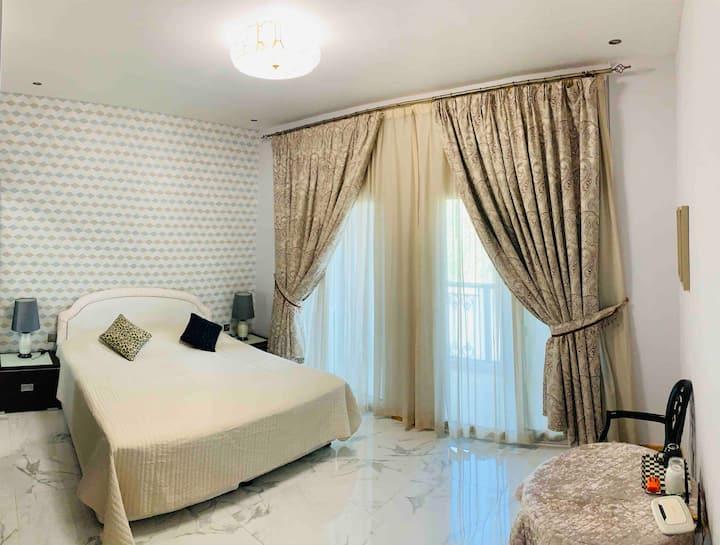 中东明珠-迪拜超大花园别墅 Dubai super big garden villa整栋别墅