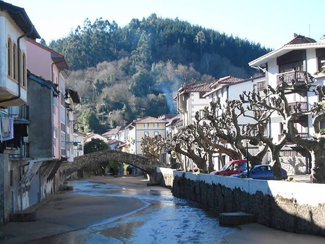 Uno de los mayores pueblos con encanto. A Magic town in Bizcay