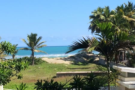 Oceanview Tranquil Setting Sleeps 6 - Sosúa
