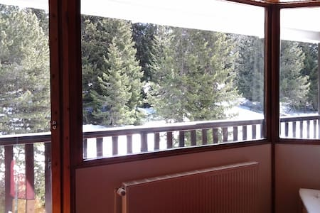 """studio cabine """"le panoramic """"1750 4 pers - Chamrousse"""