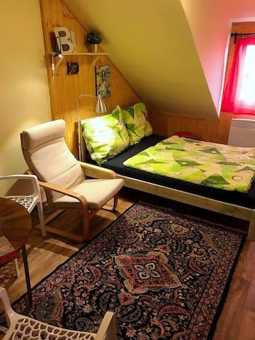 Apartmány U Klášterního Hradiska