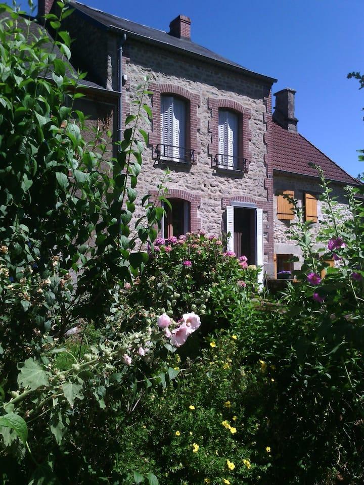 Charmante maison à Blaudeix 5 personnes