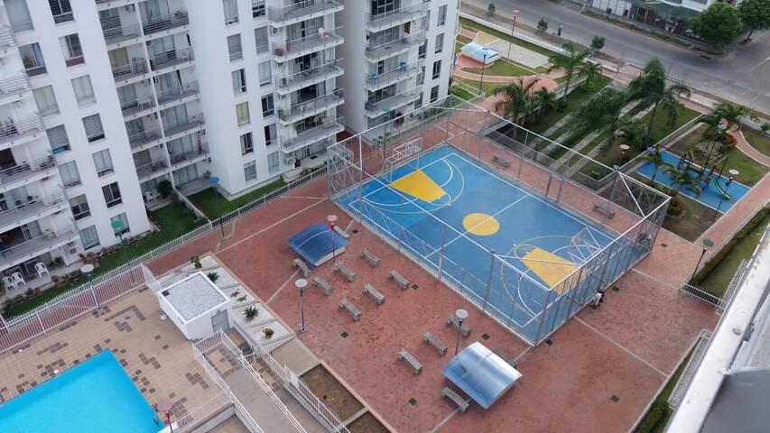 Moderno y Como Apartamento en Neiva