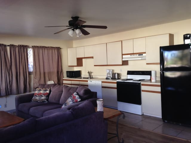 Affordable, conveniently located 1BR - Kihei - Hus