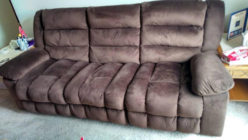 Convenient Couch