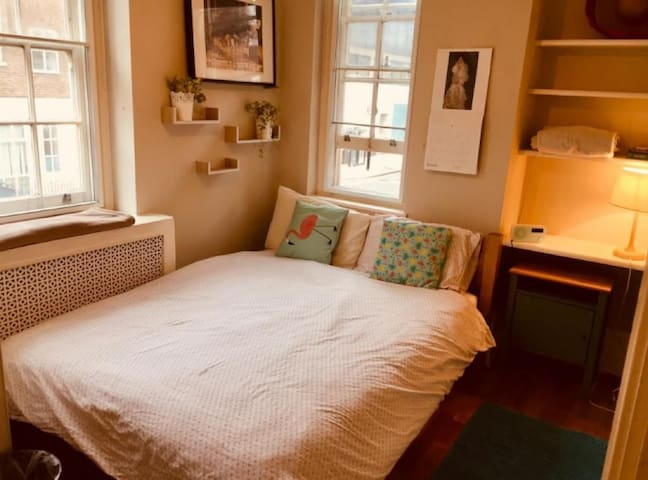 Double room in the heart of London