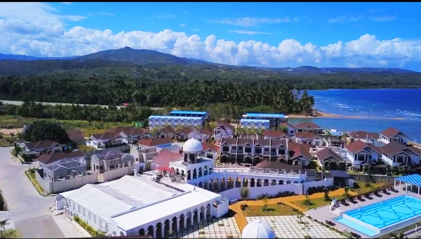 Beachfront Private Villa in Argao Royal Palms