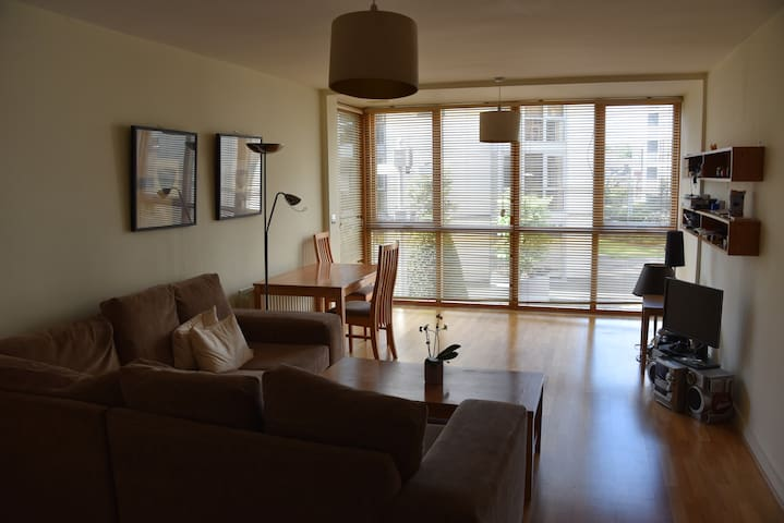 Cozy flat in the Docklands - Ringsend - Apartamento