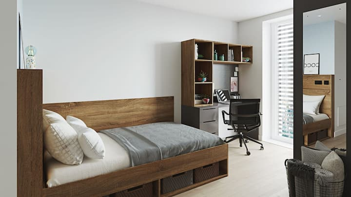 Student Only Property: Sophisticated Premium En-suite - LOS 41weeks