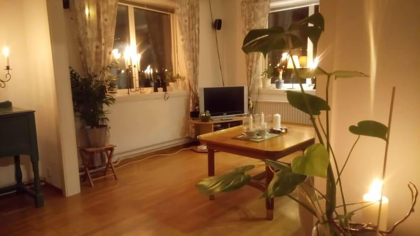Rymlig lägenhet med närhet till hav - Lysekil