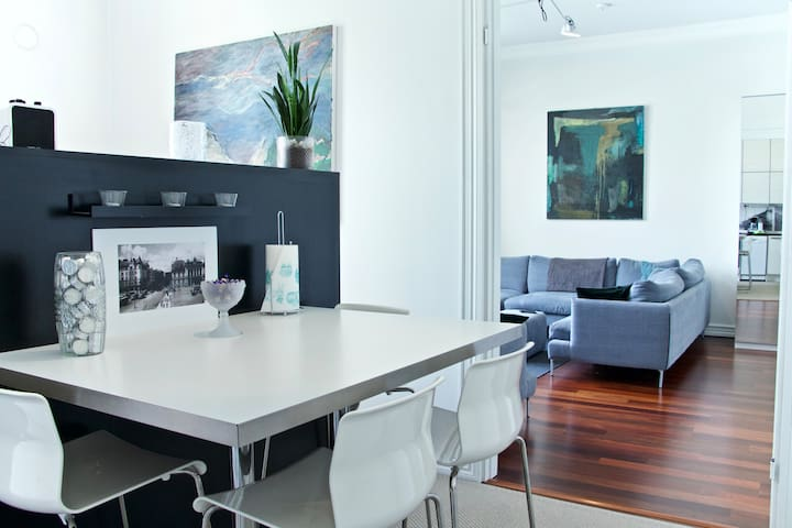 ★Modern 46m² High-End  Loft At The Main Square★