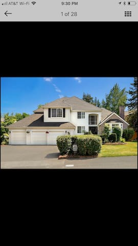 Charming family house on Sammamish Plateau!
