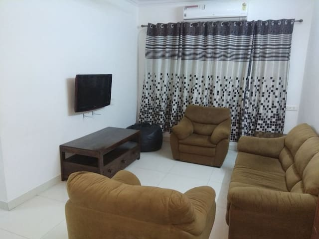 Premium Furnished 2BHK Apartment