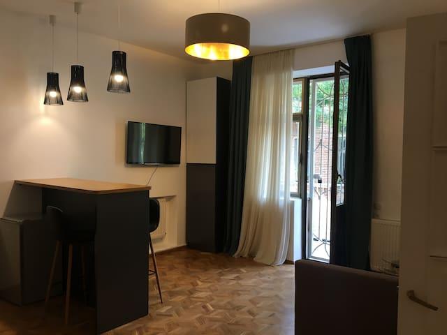 Maia Sololaki Tbilisi Apartment (2-2)