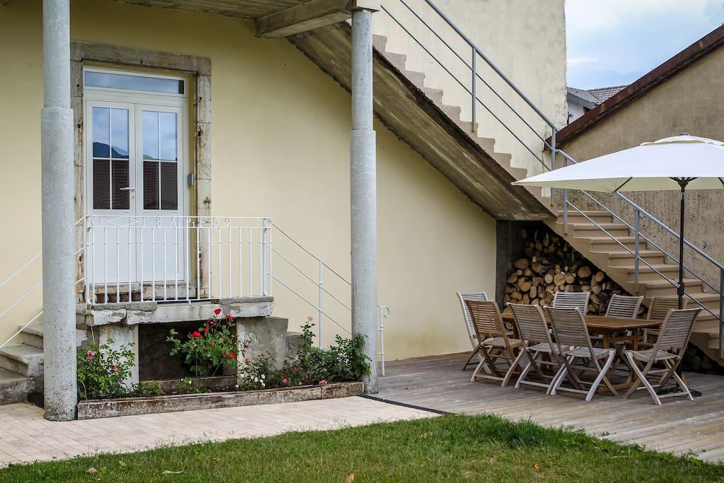 Belle maison proche de gen ve casas en alquiler en collonges r dano alpes francia - Casas de alquiler en francia ...