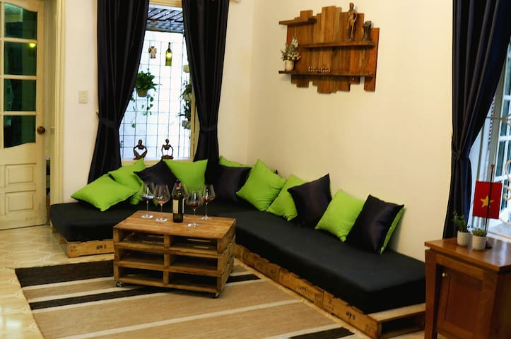 Authentic house downtown of HaNoi - Hanoi - Appartement