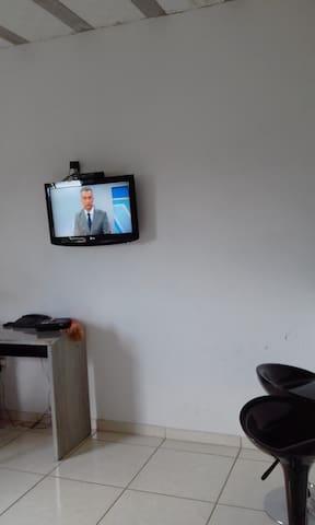 Apartamento de boa qualidade - Betim - Daire