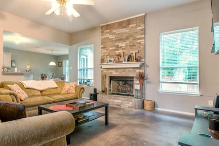 Private Rm. Close to AT&T Stadium/ Globe Life Park - Cedar Hill - Σπίτι