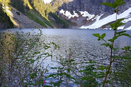 Skykomish Stevens Pass Cascades - Skykomish - Cabin - 2