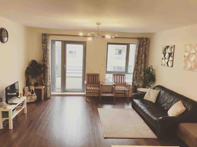 Cambridge's Peaceful Family House