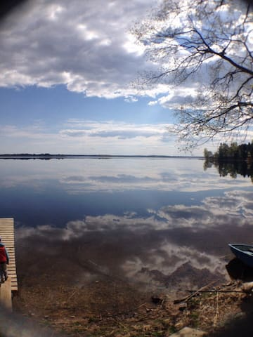 СЕМЕЙНЫЙ ОТДЫХ на озере Селигер