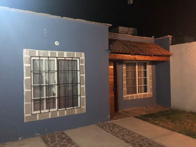 Casa Colonia Jardnies del Arroyo, 2 habitaciones
