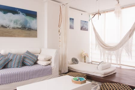 Cozy and Relaxed Caribbean Style Apt - บาร์รันกียา