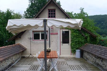 Gite la Terrasse - Saint Pierre Toirac - Casa