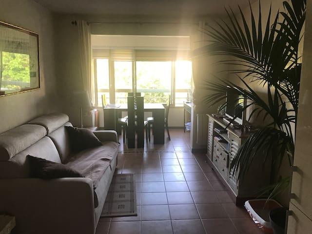 T2 de 40 m2 situé à 300 m de plage
