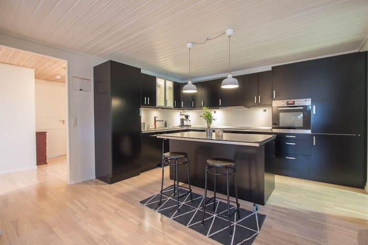Stylish apartment in the middle of the Faroes